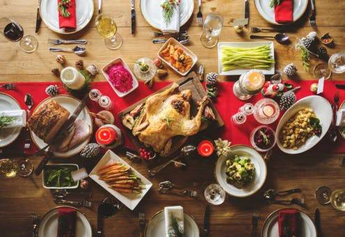 Christmas Lunch Feasts New Zealand