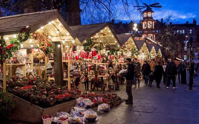 Christmas Market in the United Kingdom