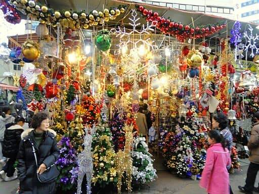 Christmas Traditions in South Korea