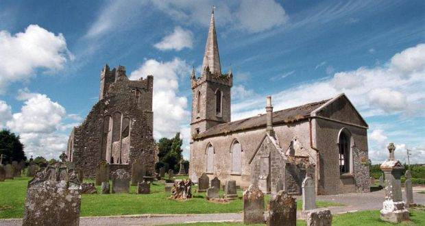 Church and Christmastime in Ireland