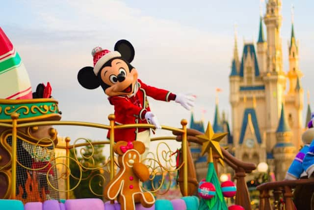 The Disney Christmas Spectacle